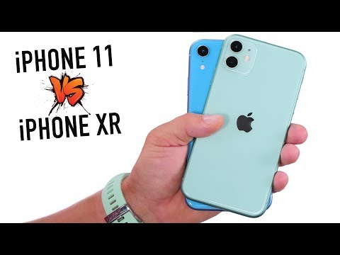 iphone 8 vs iphone xr